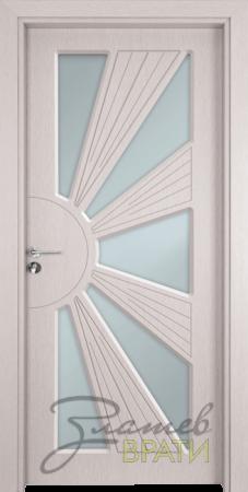 Интериорна врата 204, цвят Перла