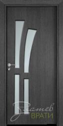Интериорна врата Gama 205, цвят Сив кестен