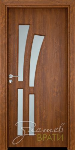 Интериорна врата Gama 205, цвят Златен дъб