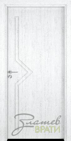 Интериорна врата Gama 201 p, цвят Бреза