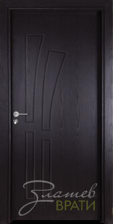 Интериорна врата Gama 205 p, цвят Венге