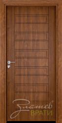 Интериорна врата Gama 207 p, цвят Златен дъб