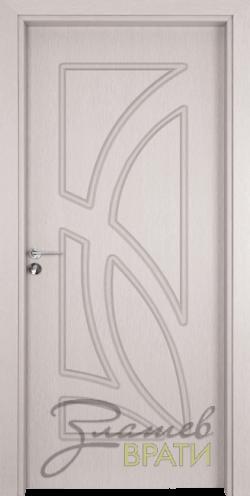 Интериорна врата Gama 208 p, цвят Перла
