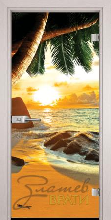 Print G 13 14 Beach sunset D