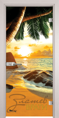 Print G 13 14 Beach sunset D