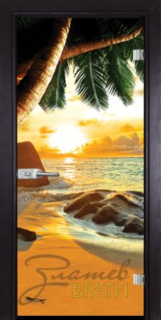 Print G 13 14 Beach sunset X