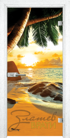 Print G 13 14 Beach sunset Y